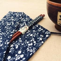 Japonské dřevěné s přebalem