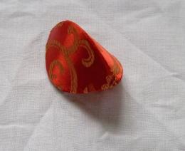 Dárková taštička na poklady červená
